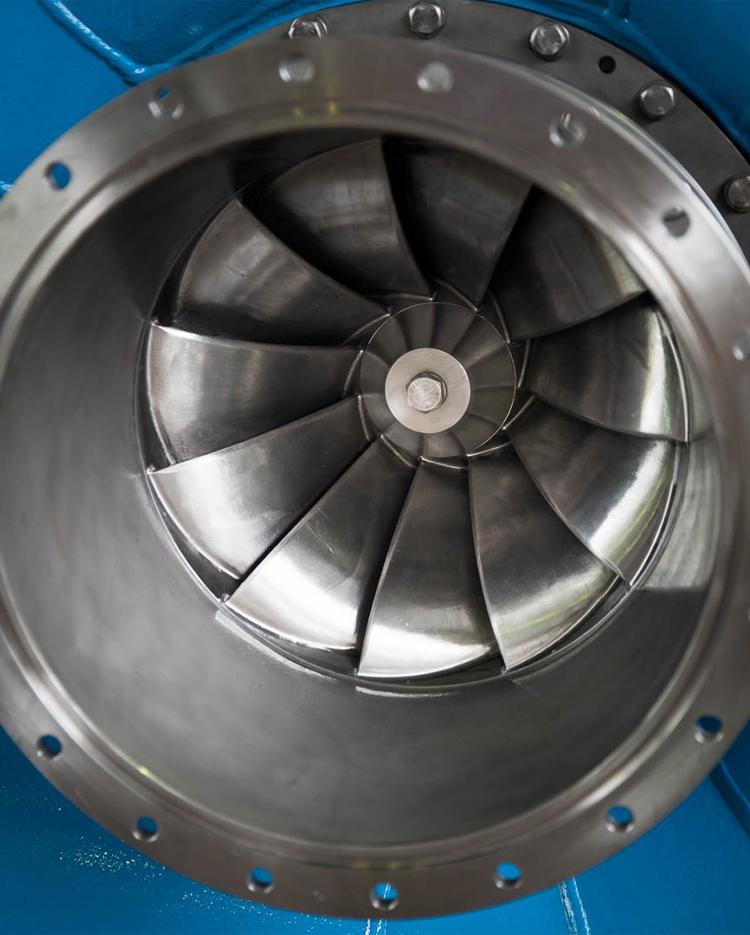 Franics Turbine